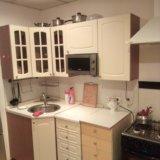 Кухонный гарнитур б/у. Фото 1.