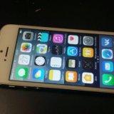 Iphone 5 в отличном состоянии. Фото 1.