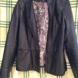Кожаная куртка. Фото 3.