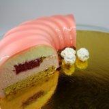 Торт с зеркальной глазурью. Фото 2. Самара.