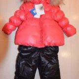 Новый зимний костюм фирмы baby go р.80. Фото 1. Дивногорск.