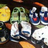 Обувь детская,новая. Фото 1.