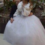 Продам б.у. свадебное платье. Фото 1. Обнинск.