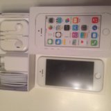 Iphone 5s 32gb silver. Фото 4.