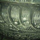 Зимние шипованные колеса радиус 15. Фото 4.