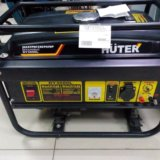 Бензогенератор huter dy3000l. Фото 1.