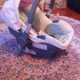 Автокресло 0+ happy baby. Фото 3. Люберцы.