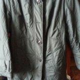 Утеплённое пальто. 54раз. Фото 1.