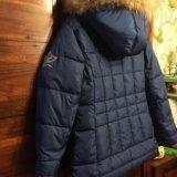 Новая зимняя куртка 152-158. Фото 2. Москва.