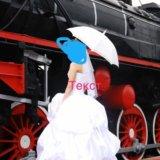 Свадебное платье р-р 40-42. Фото 1.