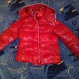 Теплая куртка. Фото 1.