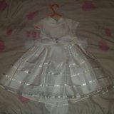 Очень красивое нарядное платье. Фото 1.