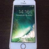 Айфон 5s gold 16gb. Фото 1. Иркутск.