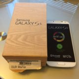 Galaxy s4. Фото 1.