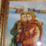 Картина из бисера. Фото 1. Воронеж.