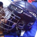 Шлем хокейный re-akt 100m профи. Фото 3.