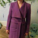 Кашемировое пальто осень-весна. Фото 1.