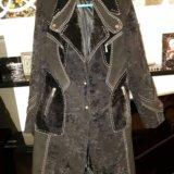 Пальто можно одивать с поясом,есть в наличии. Фото 2.