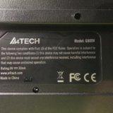 Игровая клавиатура a4tech g800v x7. Фото 2.
