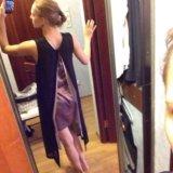 Платье вечернее и колье. Фото 3.