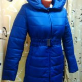 Зимняя куртка для беременных новая 42-50. Фото 1.