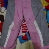 Штаны демосезонные 98 размер. Фото 1. Балашиха.