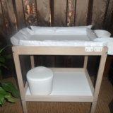 Пеленальный стол икеа. Фото 2.
