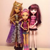 Куклы monster high). Фото 1.
