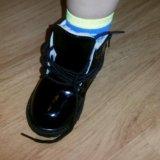 Ботинки на тонком меху. Фото 2.