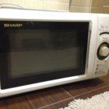 Микроволновая печь sharp,б/у. Фото 1.
