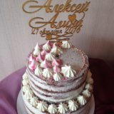 Торт. свадебный торт. candy bar. Фото 3. Барнаул.