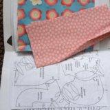 🐘набор для создания текстильной игрушки. Фото 2.