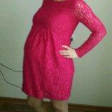 Платье вечернее для беременных. Фото 1.