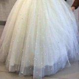 Свадебное платье. Фото 2. Биробиджан.