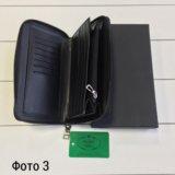 Мужское портмоне клатч кошелек.prada. Фото 2.