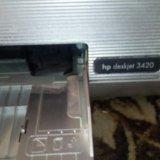 Продам принтер  hp  без картриджей. Фото 2.