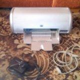 Продам принтер  hp  без картриджей. Фото 4.