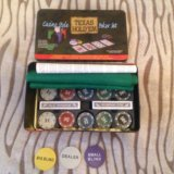 Набор для игры в покер. Фото 2. Тула.