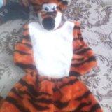 Костюм новогодний тигр. Фото 1.