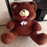 Медведь большой новый. Фото 2. Тюмень.