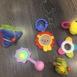 Развивающие игрушки. Фото 2.