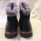Ботинки зимние(кожа),размер 30. Фото 3.