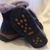 Ботинки зимние(кожа),размер 30. Фото 4.