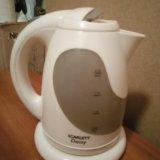Меняю чайник электрический 2л 2,2 квт. Фото 1. Москва.