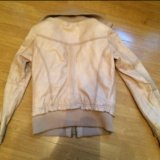 Куртка кожа натур. 46 смотрите профиль. Фото 2.