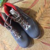 Лыжная обувь. Фото 1. Белогорск.