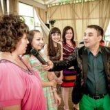 Тамада, ведущий и dj на свадьбу юбилей. Фото 1.