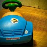 """Машина-каталка """"мерсик"""". Фото 1."""