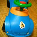 """Машина-каталка """"мерсик"""". Фото 4."""