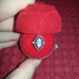 Серебряное кольцо. Фото 1. Новосибирск.